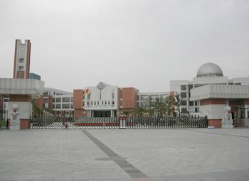 陕西一所价值7亿的中学,在2020年9月1日整改完成正常开学