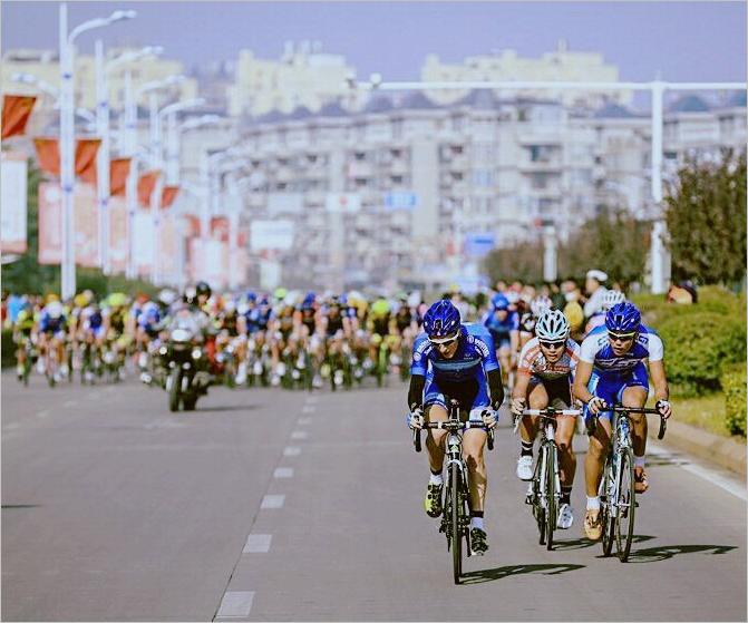 环鄱阳湖国际自行车大赛